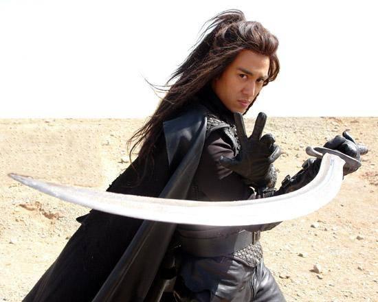 Zhao felt that slapping Baron